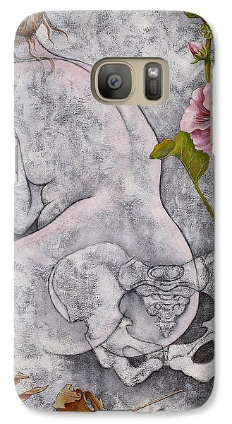 Galaxy Case featuring the painting Venus by Sheri Howe