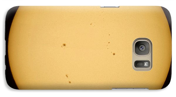 Galaxy Case featuring the photograph Venus Transit by Jason Politte