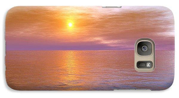 Galaxy Case featuring the digital art Verona Beach by Mark Greenberg