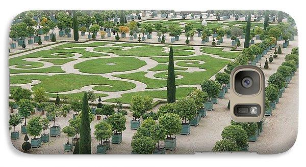Galaxy Case featuring the photograph Versailles Garden by Kristine Bogdanovich