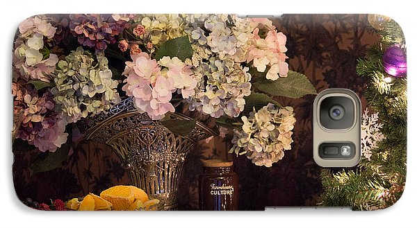Galaxy Case featuring the photograph Victorian Christmas by Patricia Babbitt