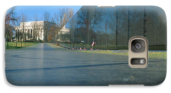 Vietnam Veterans Memorial, Washington Dc Galaxy S7 Case by Panoramic Images