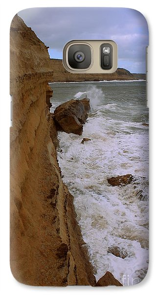Galaxy Case featuring the photograph View Across Jan Juc by Amanda Holmes Tzafrir