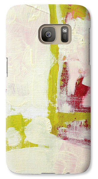 Galaxy Case featuring the painting View From Diebenkorn's Window C2013 by Paul Ashby