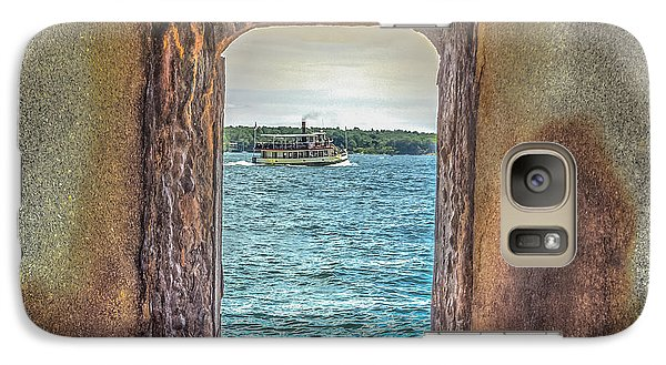 Galaxy Case featuring the photograph View From The Fort by Jane Luxton