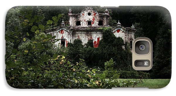 Galaxy Case featuring the photograph Villa De Vecchi by Laura Melis