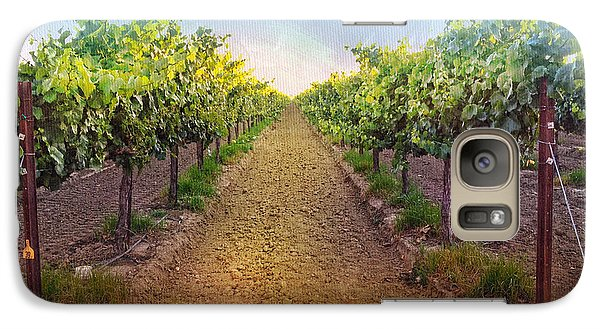 Vineyard Road Galaxy S7 Case