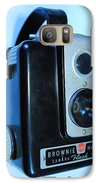 Galaxy Case featuring the photograph Vintage Camera by Robert  Moss