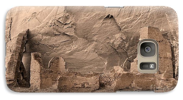 Galaxy Case featuring the photograph Vintage Canyon De Chelly by Jerry Fornarotto