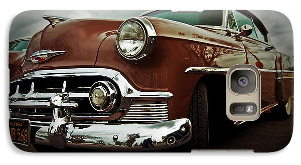Galaxy Case featuring the photograph Vintage Chrysler by Gianfranco Weiss