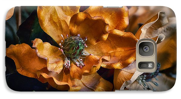 Galaxy Case featuring the photograph Vintage Feel by Yvonne Emerson AKA RavenSoul