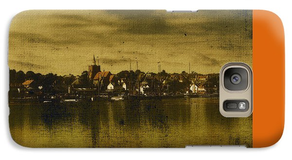Galaxy Case featuring the digital art Vintage Maldon  by Fine Art By Andrew David