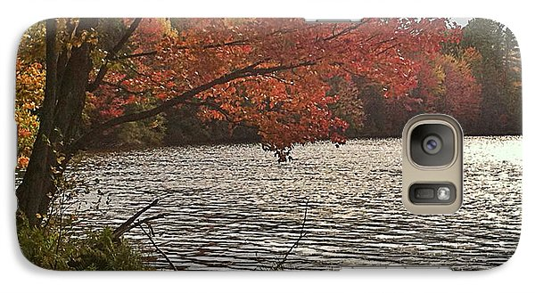 Galaxy Case featuring the photograph Virginia Landscape Art by Digital Art Cafe