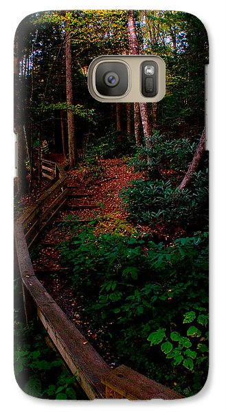 Galaxy Case featuring the photograph Virginia Morning by Jon Emery