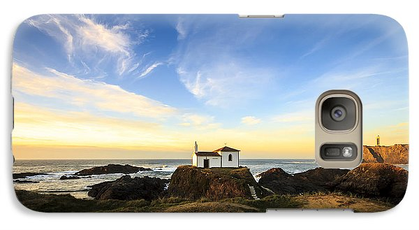 Galaxy Case featuring the photograph Virxe Do Porto Meiras Galicia Spain by Pablo Avanzini