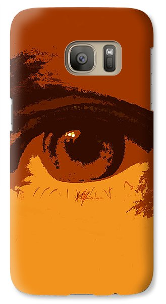 Galaxy Case featuring the photograph Vision by Skip Tribby
