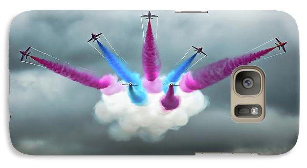 Airplanes Galaxy S7 Case - Vixen Break by Peter Walmsley