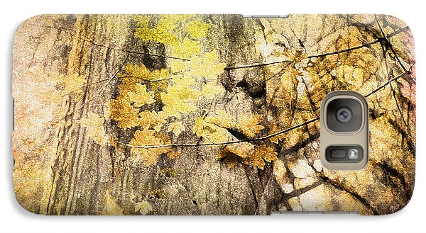 Galaxy Case featuring the photograph Her Forest by Kathy Bassett