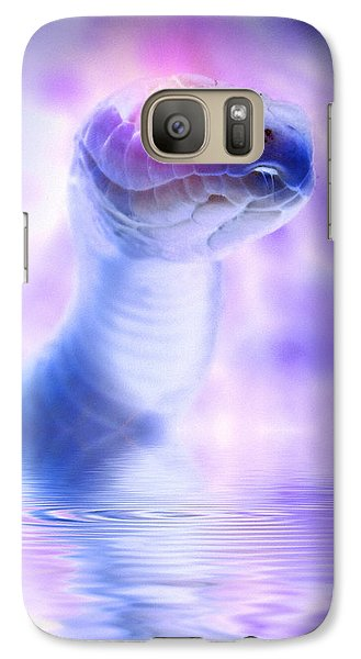 Galaxy Case featuring the photograph Voodoo River by WB Johnston