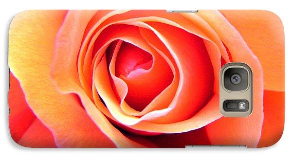 Galaxy Case featuring the photograph Vortex by Deb Halloran