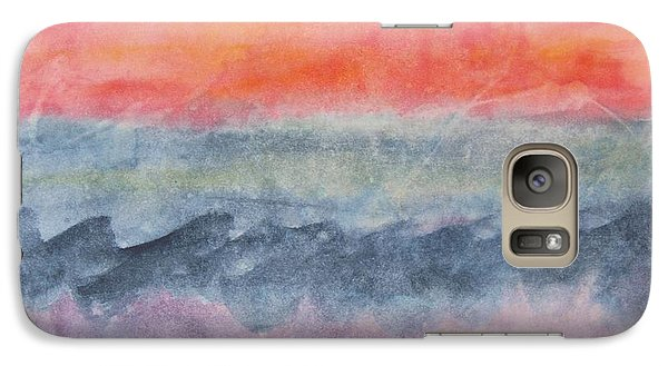 Galaxy Case featuring the photograph Voyage by Susan  Dimitrakopoulos