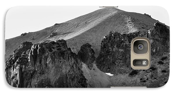 Galaxy Case featuring the photograph Vulcan's Eye by Jan Davies