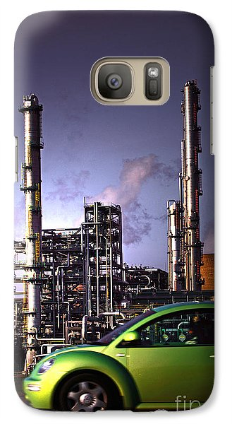 Galaxy Case featuring the photograph Vw Beetle by Craig B