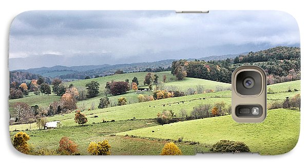 Galaxy Case featuring the photograph Waddletown Road by Denise Romano
