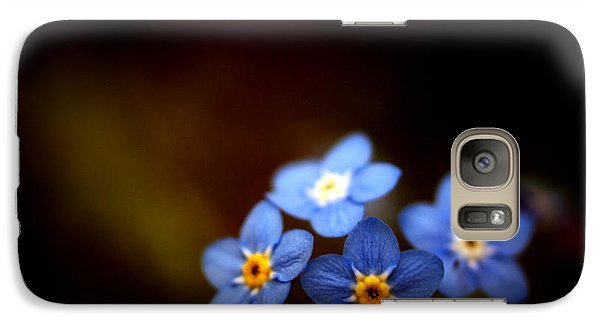 Galaxy Case featuring the photograph Waiting For The Light by Rachel Mirror