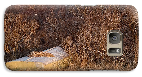 Galaxy Case featuring the photograph Waiting On Spring by Joan Davis