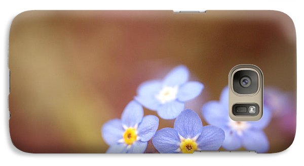 Galaxy Case featuring the photograph Waiting by Rachel Mirror