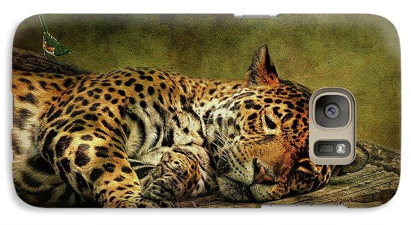 Wake Up Sleepyhead Galaxy S7 Case