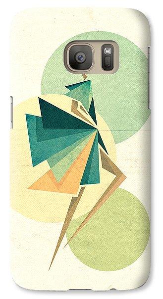 Walk The Walk Galaxy S7 Case by VessDSign