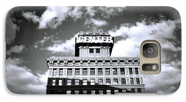 Galaxy Case featuring the photograph Walker Building by Tarey Potter