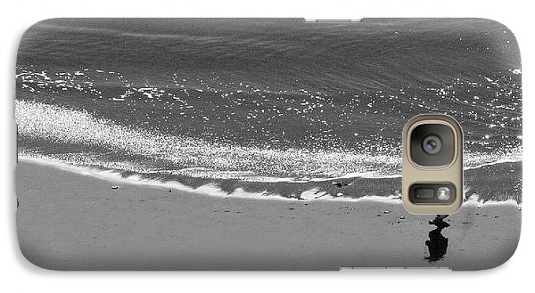 Galaxy Case featuring the photograph Walking With God by Artist and Photographer Laura Wrede