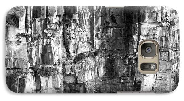 Galaxy S7 Case featuring the photograph Wall Of Rock by Miroslava Jurcik