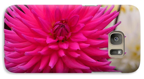 Galaxy Case featuring the photograph Walter Huston - Dahlia by Jordan Blackstone