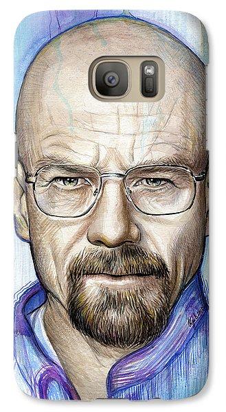 Walter White - Breaking Bad Galaxy S7 Case