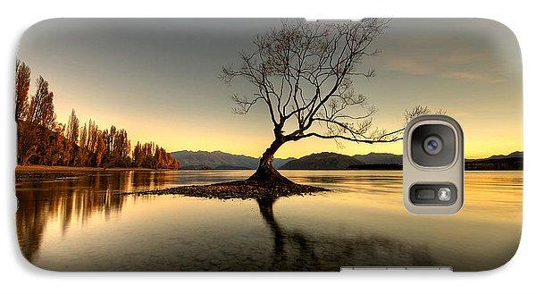 Wanaka - That Tree 1 Galaxy S7 Case