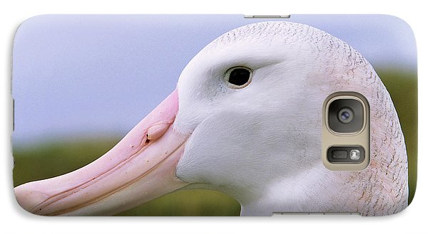 Wandering Albatross (diomendea Exulans Galaxy Case by Martin Zwick