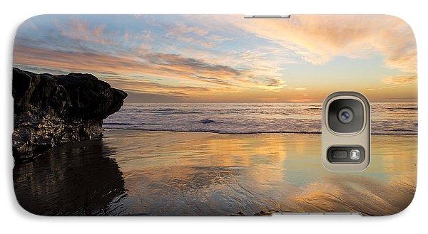 Warm Glow Of Memory Galaxy S7 Case by Alex Lapidus