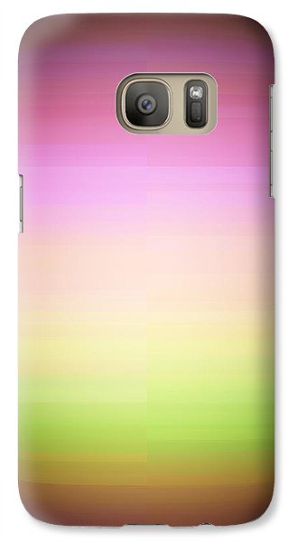 Galaxy Case featuring the photograph Warm Meditation by Shirley Moravec