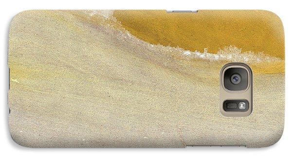 Lemon Galaxy S7 Case - Warm Sun by Linda Woods