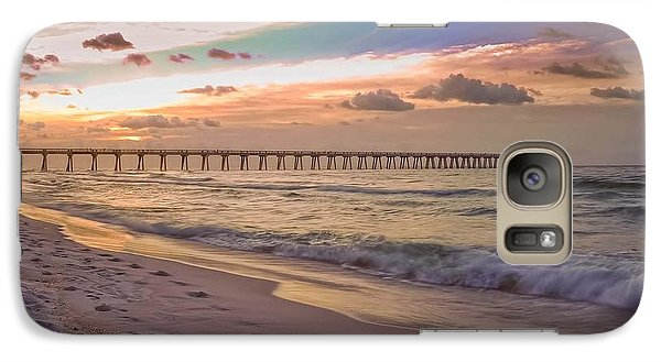 Galaxy Case featuring the photograph Warm Thoughts On A Winter's Day by Renee Hardison