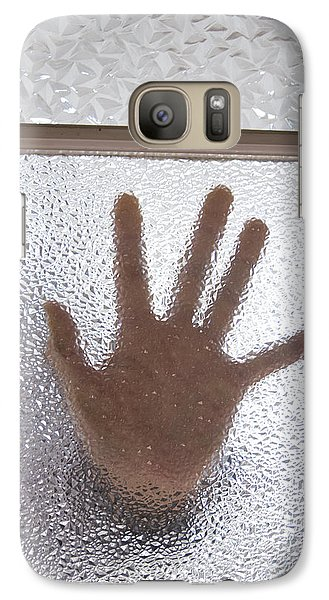 Galaxy Case featuring the photograph Warm Welcome by Vicki Ferrari