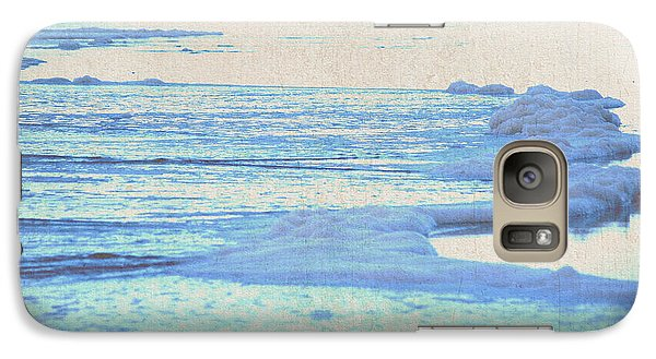 Galaxy Case featuring the photograph Washed Away by Cynthia Lagoudakis