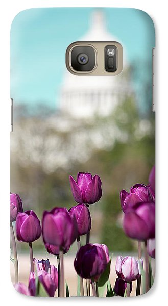 Washington Dc Galaxy Case by Kim Fearheiley