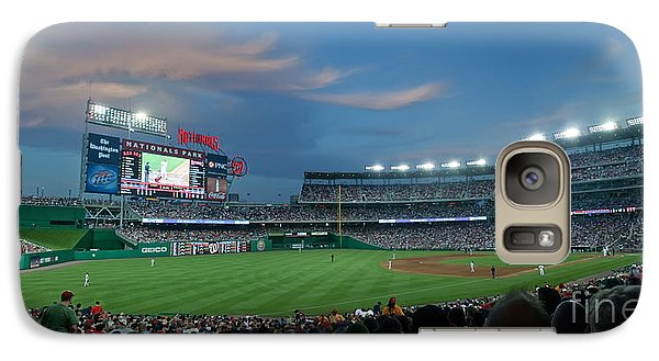 Washington Nationals In Our Nations Capitol Galaxy S7 Case