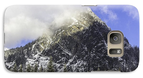Galaxy Case featuring the photograph Washington State Landscapes by Bob Noble Photography