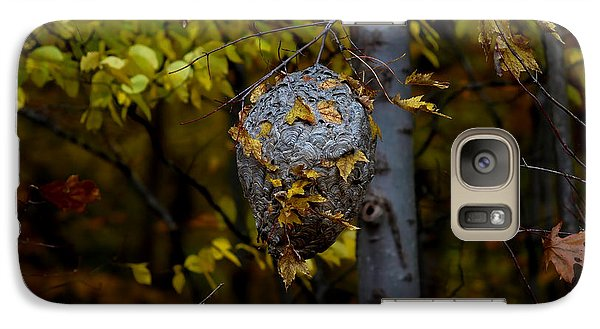 Galaxy Case featuring the photograph Wasp's Nest by Jerome Lynch